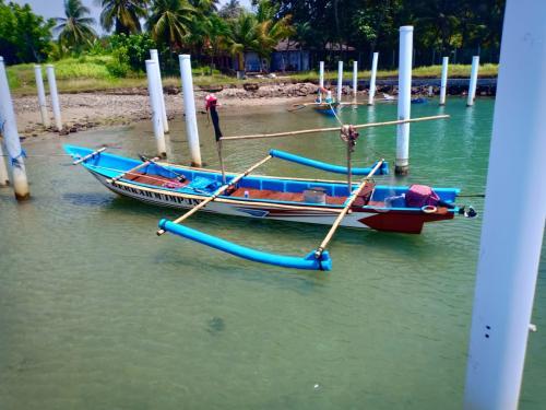 perahu hasil baksos serena c23